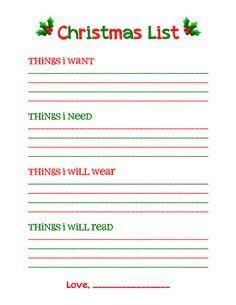 Christmas DIY: Christmas list Christmas list #christmasdiy #christmas #diy