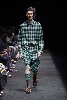 Facetasm Spring 2016 Menswear - Collection - Gallery - Style.com