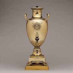 Hot water urn Jean-Baptiste-Claude Odiot (1763–1850, master 1785)