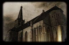 Doetinchem Church in the Netherlands