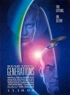 Star Trek Generations Photo Mug Hot Cocoa Gift Basket Star Trek Movies, Star System, Stars, Sci Fi Movies, Film, Star Trek Generations, Movie Posters, Film Posters, Star Wars