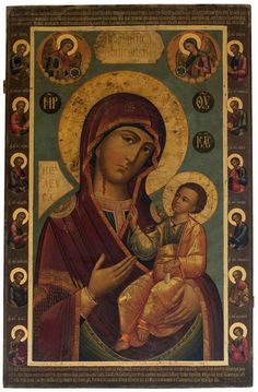 Religious Images, Religious Art, Orthodox Christianity, Orthodox Icons, Ancient Greek, Mona Lisa, Angel, Madonna, Artwork