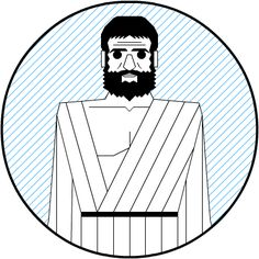 Philosopher's design: Plato