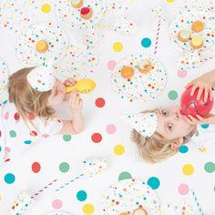 My Little Day Serviettes en papier bulles - Lot de 16-product