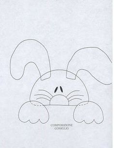 19 super ideas for simple baby quilting Easter Templates, Applique Templates, Applique Patterns, Applique Quilts, Applique Designs, Embroidery Applique, Quilt Baby, Patch Quilt, Felt Patterns