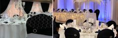 black lace chair cover ideas