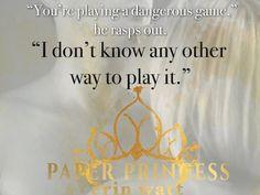 Paper Princess by Erin Watt