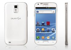 T-mobile White Samsung Galaxy S II.  My new phone should be here next week!!!