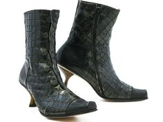 Cydwoq's steamy Texture low boot