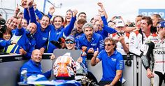 Now Maverick Vinales is more mature, fast and certainly much more ready. Davide Brivio is sure that next year Mav can do well in Yamaha.