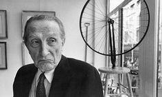 Barbican salutes Marcel Duchamp, the man who transformed 20th century art/   Exhibition called Dancing Around Duchamp celebrates legacy of an influential artist with paintings, dance, theatre and film