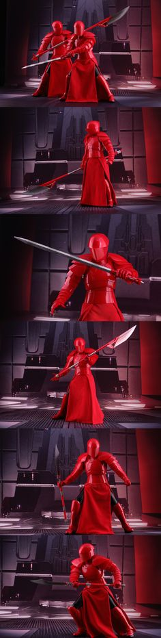 'Star Wars: The Last Jedi' Praetorian Guard by Hot Toys