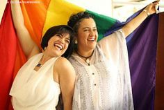 Lesbian Couple Among the First Gay Couples Legally Wed in Colombia