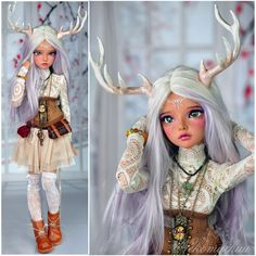 Did you missed her? I received some gorgeous clothes from and I thought I should take a picture. Custom Monster High Dolls, Monster Dolls, Custom Dolls, Ooak Dolls, Blythe Dolls, Barbie Dolls, Pretty Dolls, Beautiful Dolls, Kawaii Doll