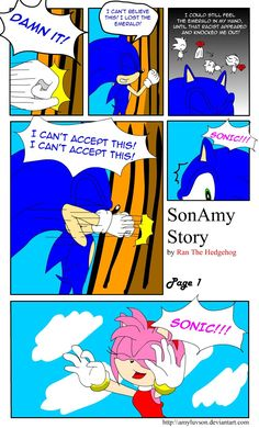 Explore the sonamy collection - the favourite images chosen by marisolstar on DeviantArt. Sonic And Amy, Sonic Boom, Boom Boom, Shadow And Maria, Shadow And Amy, Shadow The Hedgehog, Sonic The Hedgehog, Shadamy Comics, Sonic Fan Art