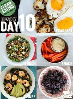 Day 10 Of The Clean Eating Challenge