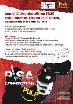 Pisa connection al Lanteri di Pisa.