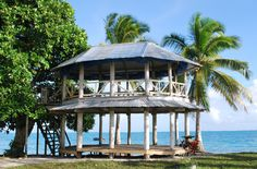 DSC_0930 French Polynesia, South Pacific, Island Life, Gazebo, Cruise, Outdoor Structures, Kiosk, Pavilion, Cruises