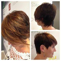 #degradejoelle #sfumature #stile #hairfashion #naturalshades #welovecdj #cdj #clientefelice #ostia #rame