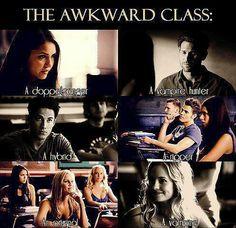 That is a  a weird class