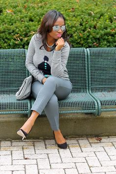 Style Diary – Priscilla A of Prissy Savvy | ART BECOMES YOU