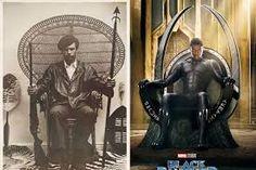Image result for black panther marvel poster
