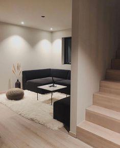 Home Room Design, Dream Home Design, Interior Design Living Room, Dream House Interior, Luxury Homes Dream Houses, Minimalist Home, House Rooms, Home Living Room, House Styles