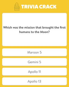 I just answered this question on Trivia Crack