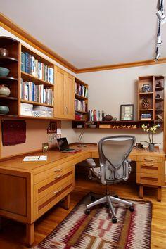 Bon Office Decor Ideas For Work Small Carpet Beautiful Floor Chair Desk Shelves  Books Flowers Cabinet Laptop