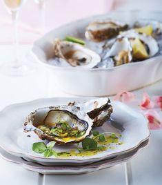 OSTIONES CON VINAGRETA DE PEPINILLO  Fuente: Cocina Fácil    Síguenos en Twitter: Oceanicamexico #Cocina #Receta #Comida  Síguenos en Instagram: Oceanicaclinica www.oceanica.com.mx
