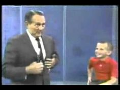 This 1967 clip is from a Kids Say the Darndest Things special hosted by Bill Cosby that aired on CBS on February It was based on a popular feature o. Art Linkletter, Great Comedies, 70s Tv Shows, American Bandstand, Old Time Radio, Bill Cosby, Old Video, Comedy Tv, Smiles And Laughs