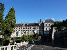 Chateau de Blois exterior