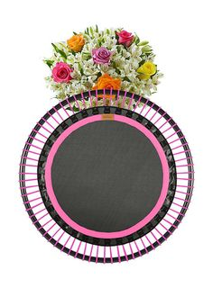 Check out our Mother's Day Special:  Buy mom a bellicon and we'll add the flowers! A bellicon workout is the most effective and enjoyable total-body exercise available.   Whether it's for a busy mother, grandmother, or mother-to-be, a few minutes a day on the world's best mini-trampoline will help her to get in shape and stay there.