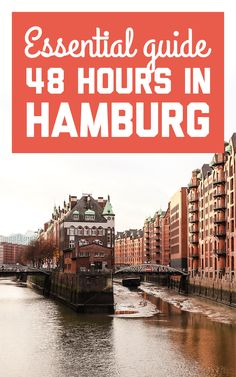 An essential guide to 48 hours in Hamburg - A Globe Well Travelled Top Europe Destinations, Amazing Destinations, European Destination, Trip Planning, Night Life, Travel Inspiration, Vegan Options, Beautiful Places, Germany