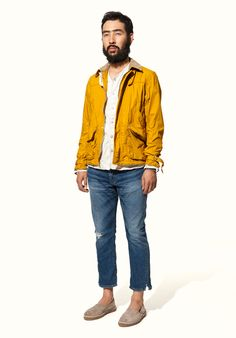 Aw.. love his jacket! Nonnative S/S 2012 collection
