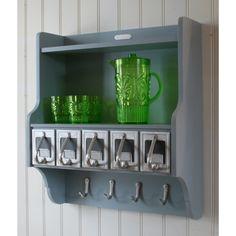Wall Shelf Unit   Shelf Cabinet   Ella's Kitchen Company