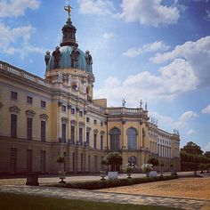 Must See Attractions in Berlin, Charlottenburg Palace