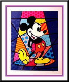 Britto and Mickey...