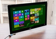 Acer's high-end Windows 8 all-in-one