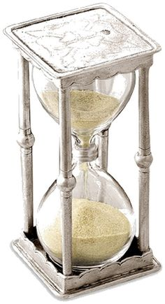 Sablier Hourglass
