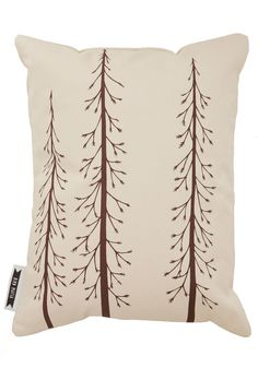 Adorable Adornment Pillow in Trees $34.99