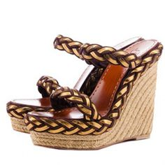 replica christian laboutin - Shoes - Wedges on Pinterest | Wedge Sandals, Wedges and Espadrille ...