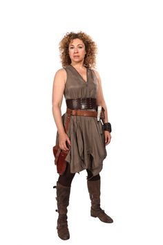 River Song from Day of the Moon