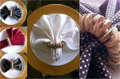 Herbstdeko Selber Machen Tisch Fimo Serviettenringe Goldene Pretzeln |  Herbstdeko | Pinterest | Herbstdeko Selber Machen, Selber Machen Tisch Und  ...