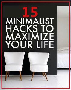 15 DIY Ideas To Maximize Your Life | DIY Comfy Home ideas