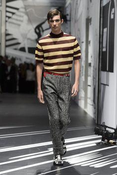 Prada Spring 2018 Mens Fashion Show - The Impression