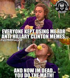 Hillary Clinton memes