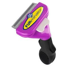 Grooming 177786: Furminator Cat Deshed Tool Reduce Shedding Large Purple 2.65-In Blade Long Hair BUY IT NOW ONLY: $42.99