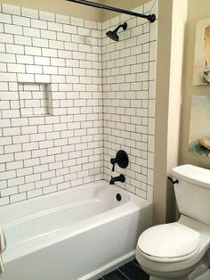 Die 18 besten Bilder auf Weiße Subway Fliesen | Home decor, Houses ...