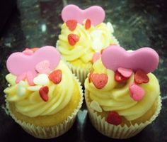 Karina Bolos & Doces: Cupcakes